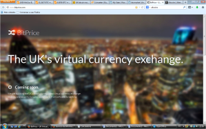 BitPrice Exchanger