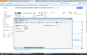 Monedero sincronizándose  Namecoin 280214
