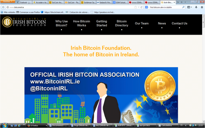 Irish Bitcoin Foundation