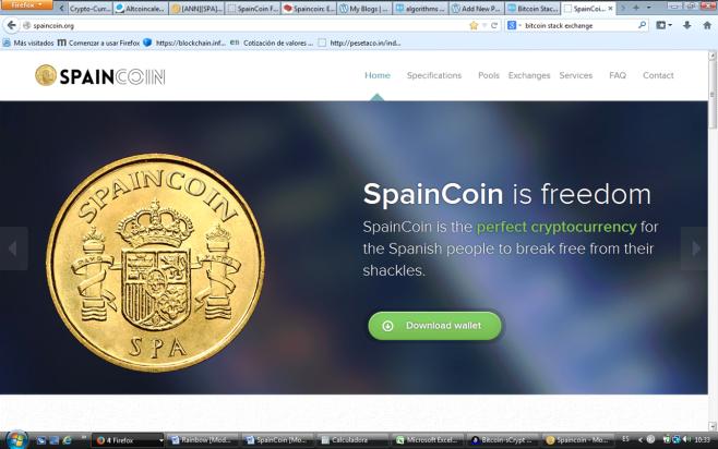SpainCoin