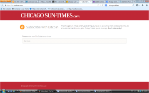 chicago newspaper