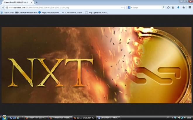 NXT hackeado 160814